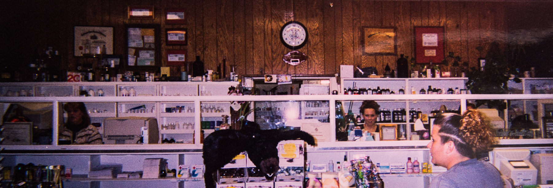 1990's Elmore Pharmacy Photo