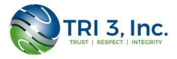 Tri 3 Inc Logo