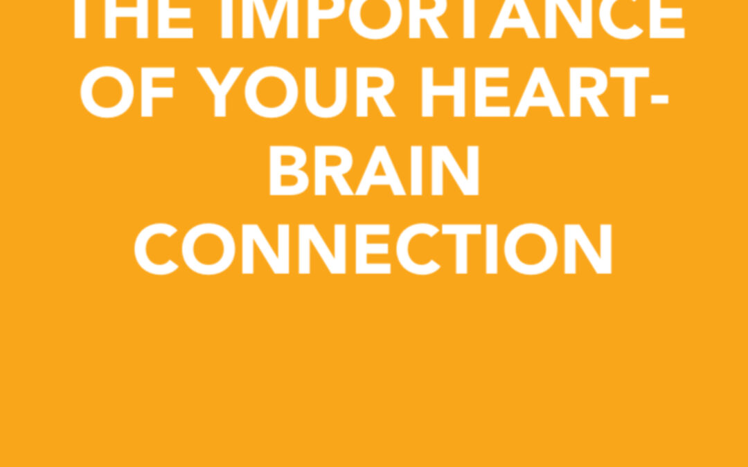 The importance of your heart-brain connection | Dr. Veronica Anderson | Ctrl+Alt+Delete with Lisa Duerre