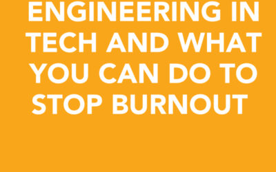 Engineering in Tech and what you can do to stop burnout   Karan Gupta   Ctrl+Alt+Del w/ Lisa Duerre