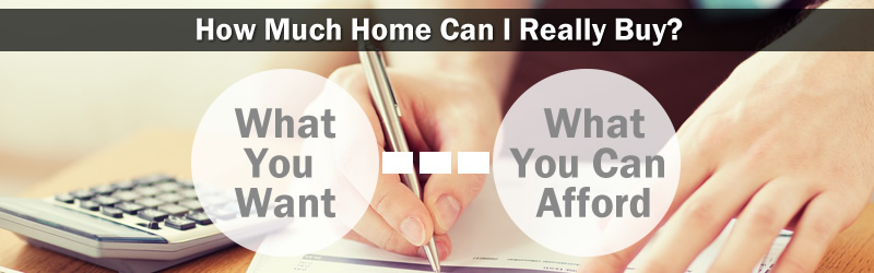 How Much Home Can I Really Buy?