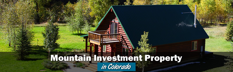 Mountain Investment Property in Colorado