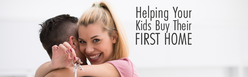 Helping Your Kid Buy Their First Home