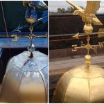 Gold Leaf painting services CT