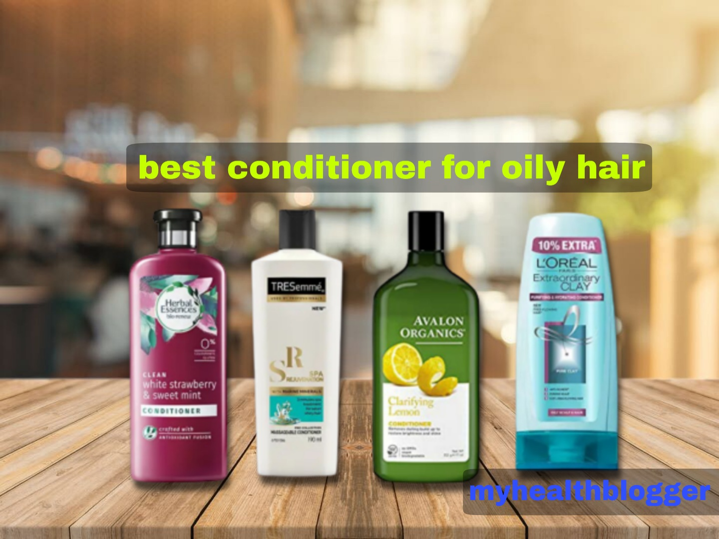 best conditioner for oily hair