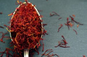 benefits of saffron