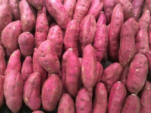 benefits of Sweet potato