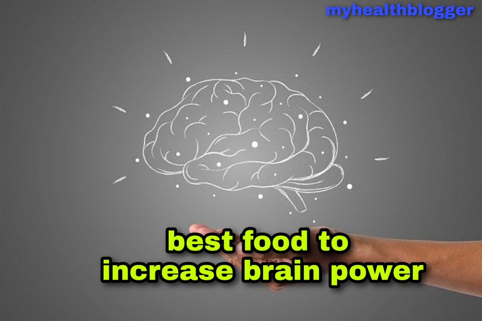 Best food for increase brainpower