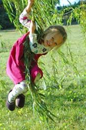 Play time at Montessori Children's School of Northfield