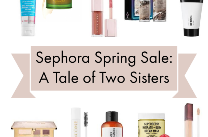 The Sisters' Sephora Spring Sale Picks