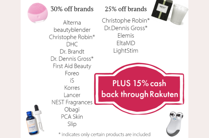 How to navigate the 21 different SkinStore Promo codes