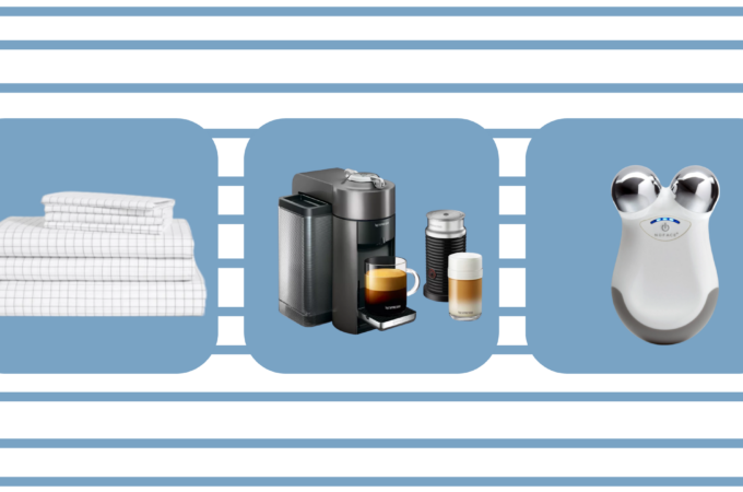 Sheets, Nespresso, and NuFace: Past Labor Day Purchases