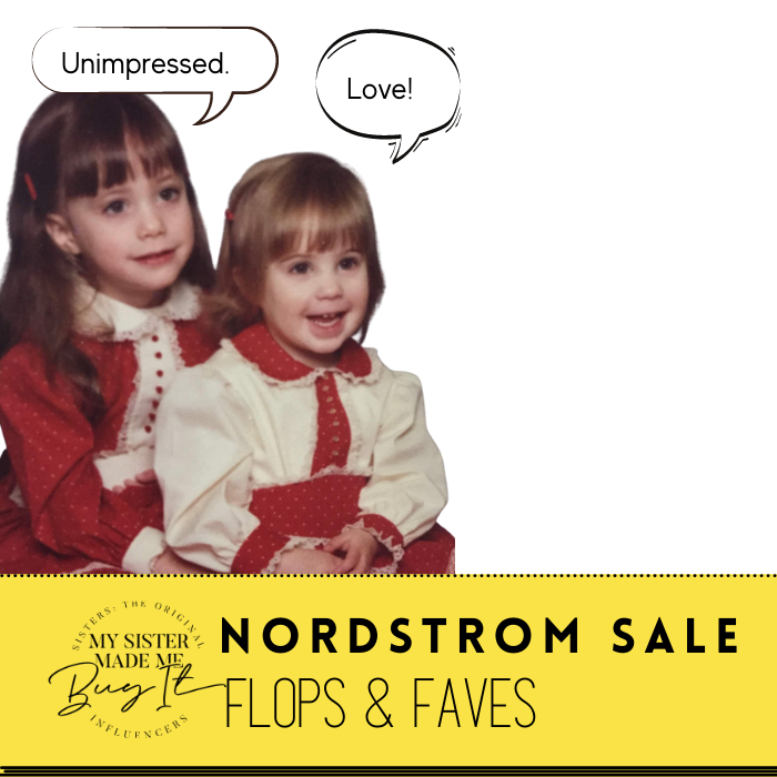 Nordstrom Anniversary Sale Faves and Flops