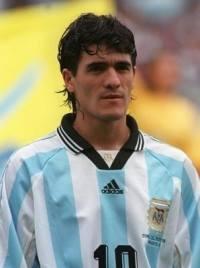 Ariel Ortega (ancien joueur argentin)