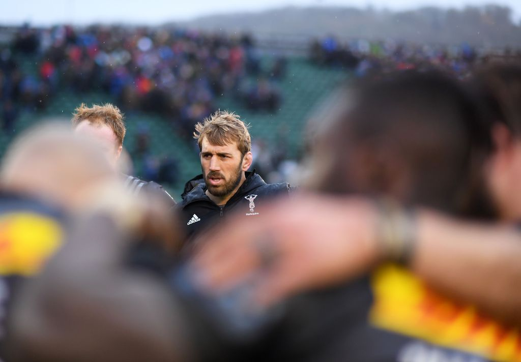 Chris Robshaw ready to develop young American players with San Diego Legion