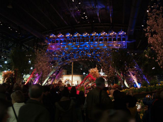 The PHS Philadelphia Flower Show - 2016 Explore America
