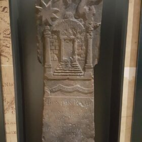 Museum of the American Revolution - The Wait Monument