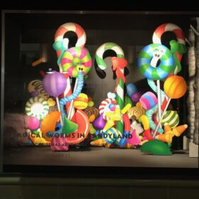 Nieman Marcus (Dallas, TX) - Holiday Windows