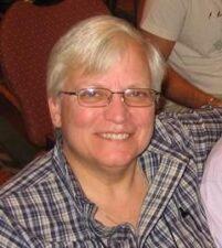 Reverend Wendy Woodruff