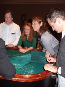 Casino Party in NY