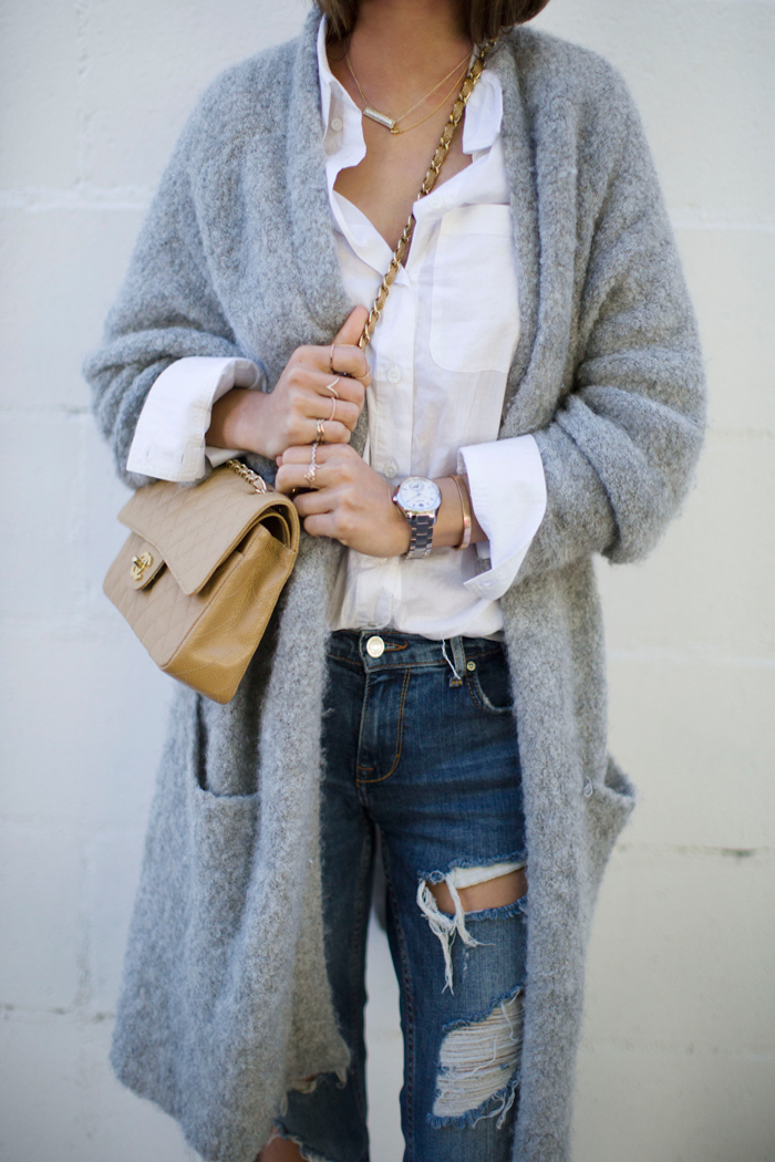 aimee_song_of_style_chanel_sling_backs_cuffed_jeans-1