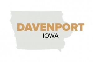 Davenport Iowa