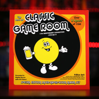 The Best of Classic Game Room DVD