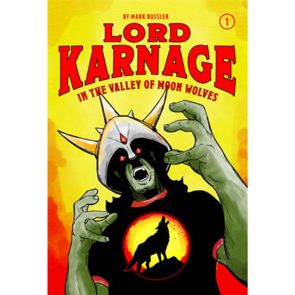 Lord Karnage Cover