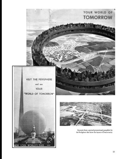 1939 New York World's Fair: The World of Tomorrow in Photographs image 4