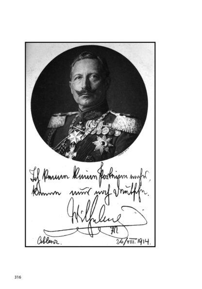 The Kaiser's Memoirs: Illustrated Enlarged Special Edition image 7