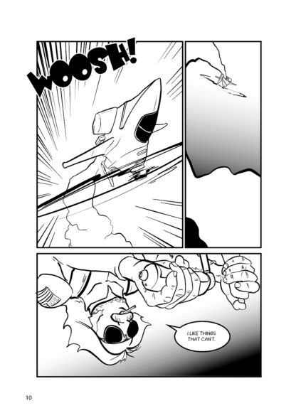 Magnum Skywolf #1 image 3