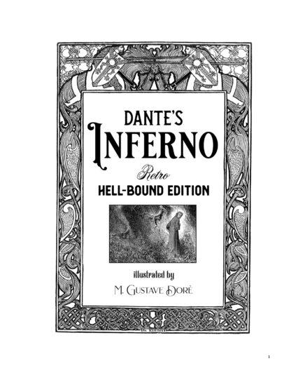 Dante's Inferno Retro Hell-Bound Edition Image 8