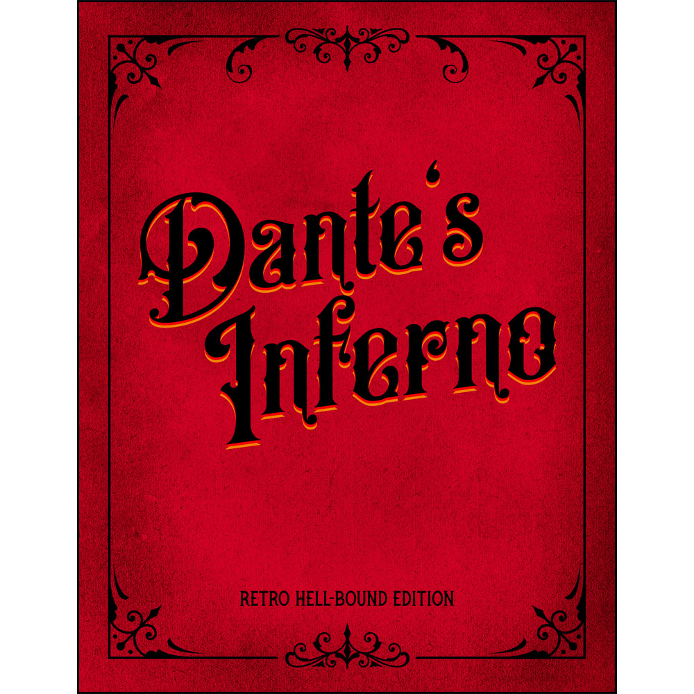 Dante's Inferno Retro Hell-Bound Edition