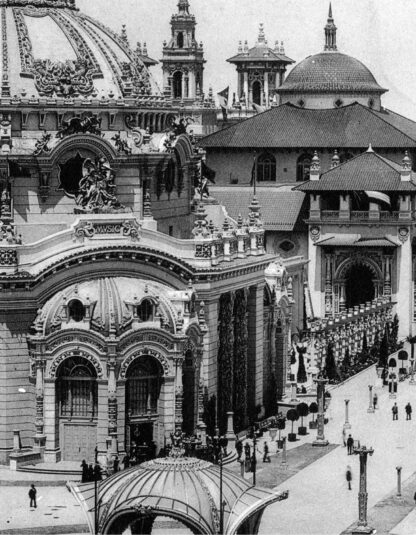 1901 Buffalo World's Fair: The Pan-American Exposition in Photographs Image 12
