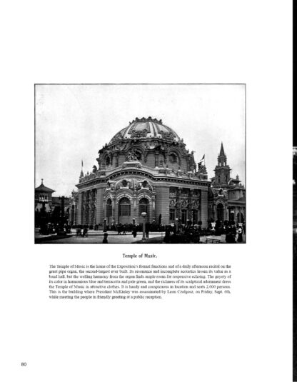 1901 Buffalo World's Fair: The Pan-American Exposition in Photographs Image 7