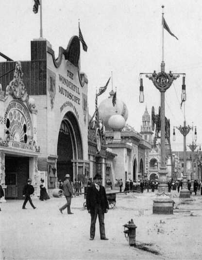 1901 Buffalo World's Fair: The Pan-American Exposition in Photographs Image 2