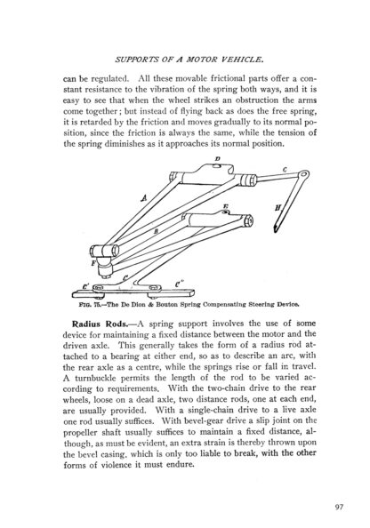 Antique Cars and Motor Vehicles: Illustrated Guide to Operation, Maintenance, and Repair Image 7
