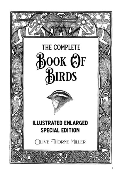 Complete Book of Birds Image 1
