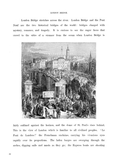 Gustave Doré's London: A Pilgrimage - Retro Restored Special Edition Image 3