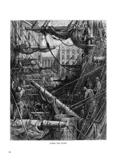 Gustave Doré's London: A Pilgrimage - Retro Restored Special Edition Image 4