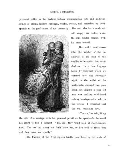 Gustave Doré's London: A Pilgrimage - Retro Restored Special Edition Image 8