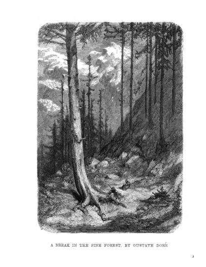 The Pyrenees: Gustave Doré Restored Special Edition image 1