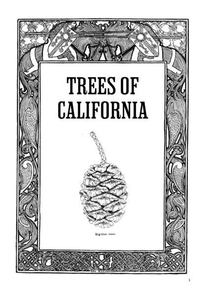Trees of California Image 1
