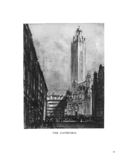 London by Dark: Pre-War Drawings and the History of Famous City Locations image 2