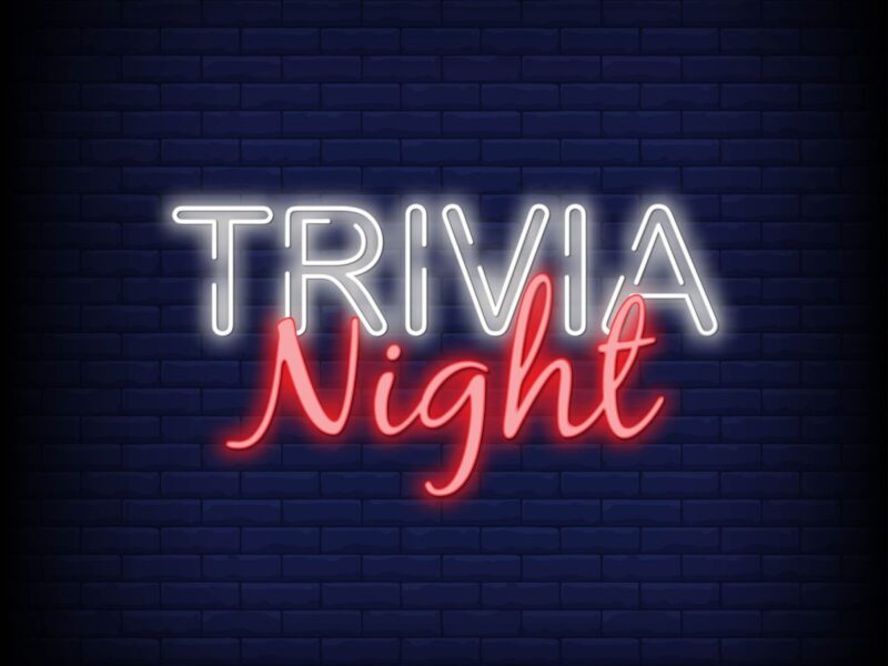 Trivia Night Every Wednesday at Millyard Brewery