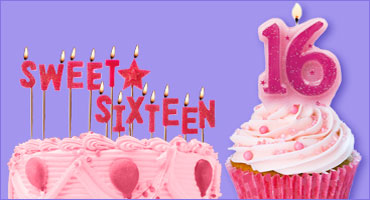 Break out the Balloons – It's Our Sweet 16!