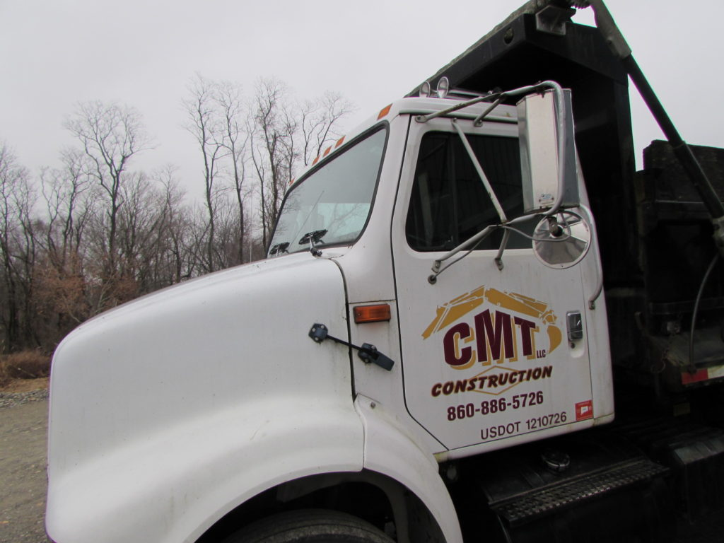 CMT construction and excavation contractors in CT