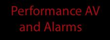 Performance AV