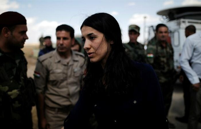 Nadia Murad and Yazidi Sex Slavery Under ISIS – Areo Magazine Piece