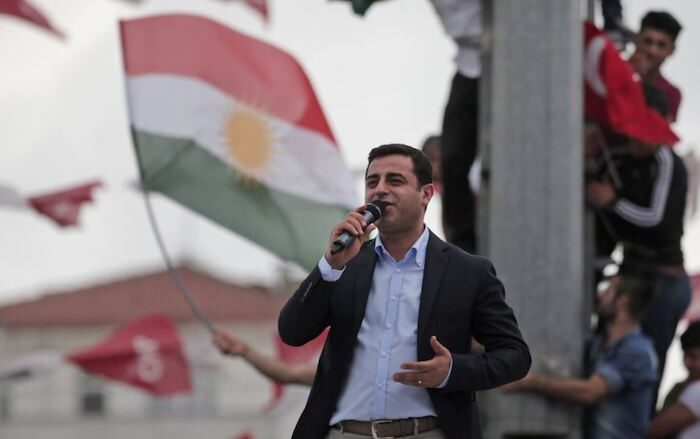 Homage to Demirtaş: As he steps down, more leaders will rise – The Region [Article]